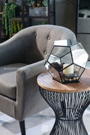 Ashley Klorey Charcoal Accent Chair