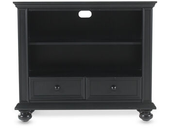 "Winners Only Cape Cod Ebony 42"" Bookcase"