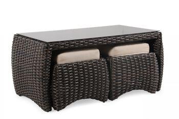 Agio Hudson Coffee Table Set