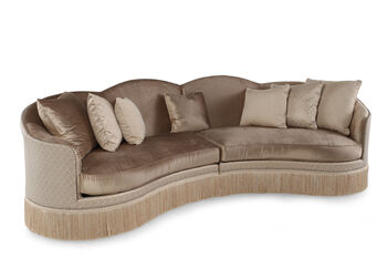 Rachlin Classics Willow 2-Piece Sectional