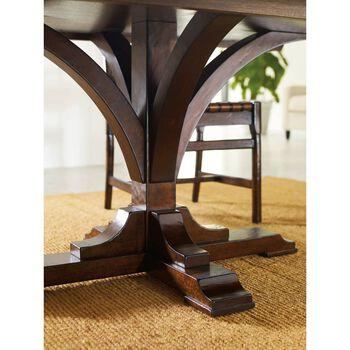 Stanley Artisan Barrel Pedestal Table Base