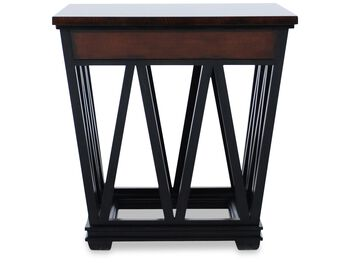 Stanley Avalon Heights Empire Drawer End Table
