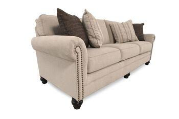 Ashley Milari Linen Sofa