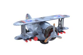 10.5 Inch Action Stunt Plane