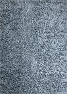 LBJ Hand Tufted Polyester Blue 2' X 3' Rug