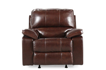 Ashley Transister Coffee Power Recliner