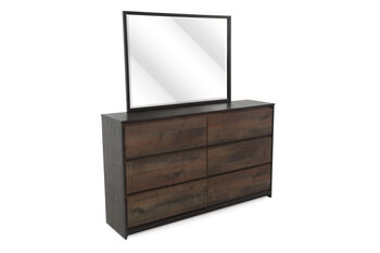 Ashley Windlore Dresser and Mirror