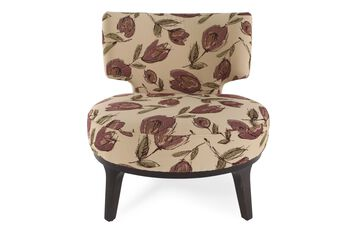 Boulevard Rounded Accent Chair