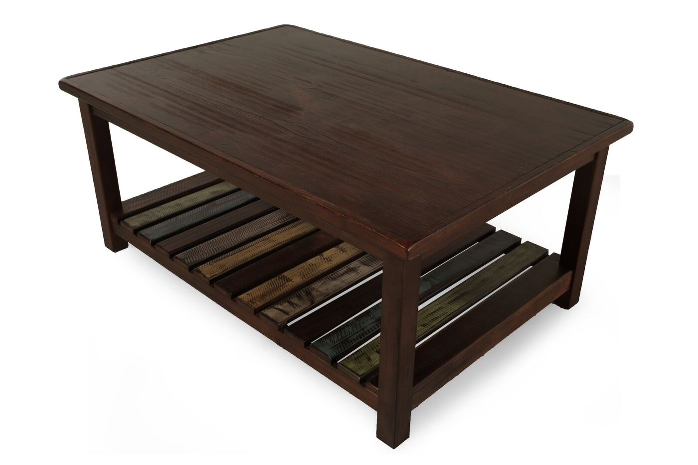 Ashley Mestler Rectangular Cocktail Table Mathis Brothers Furniture