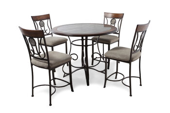 Ashley Hopstand Five-Piece Dining Set