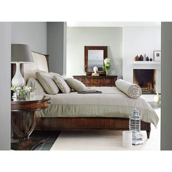 Stanley Avalon Heights Chelsea Fair Park Upholstered Storage Bed