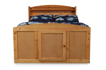Trendwood Palomino Twin Captain's Bed