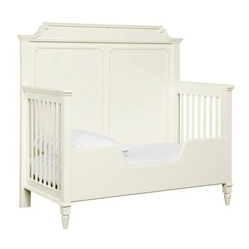 Stone & Leigh Clementine Court Frosting Built To Grow Crib