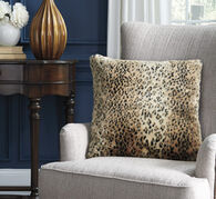 Ashley Rolle Brown Pillow