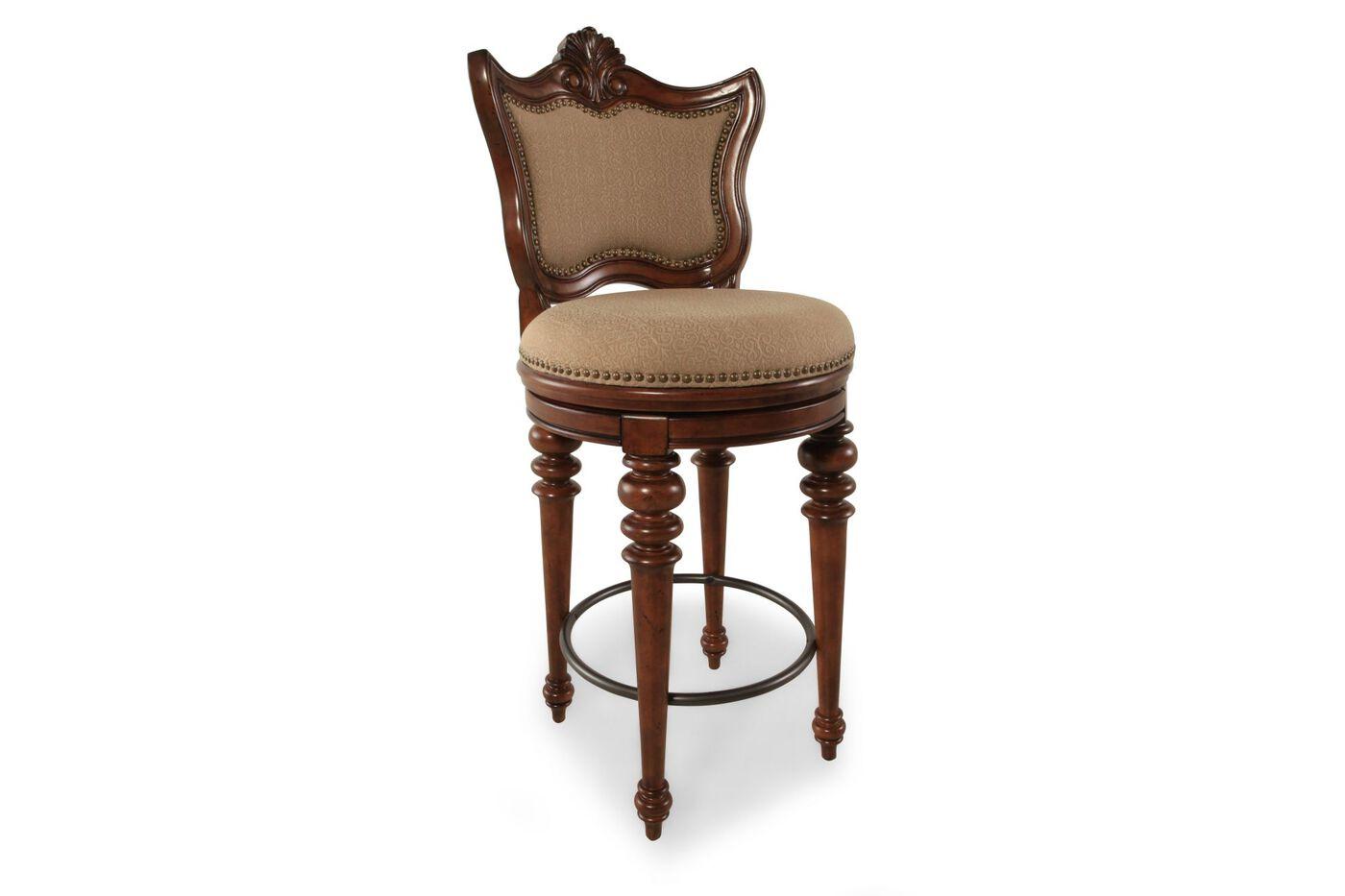 Pulaski Coronado Estates Bar Stool Mathis Brothers Furniture : PUL 665501 1 from www.mathisbrothers.com size 1400 x 933 jpeg 53kB