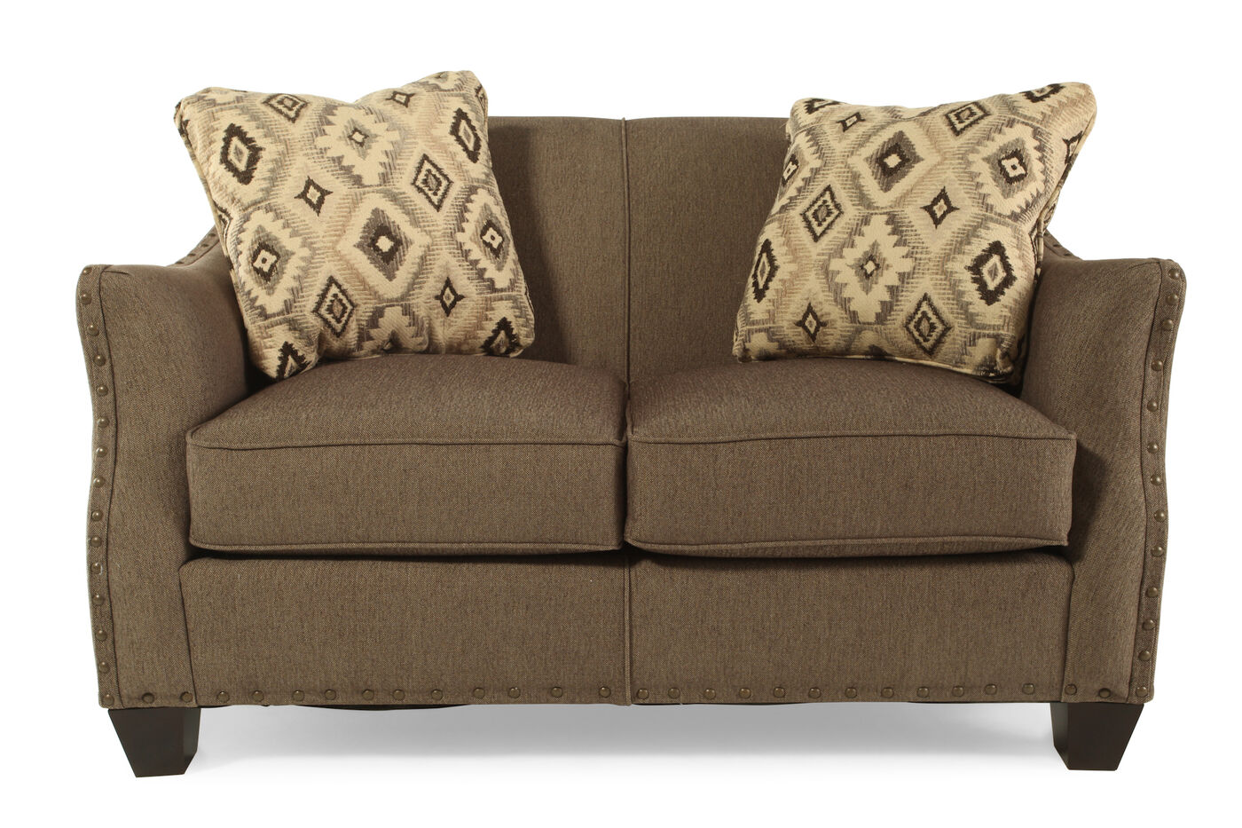 Broyhill Allison Loveseat Mathis Brothers Furniture