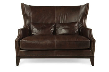 Simon Li Franklin St. Charles Cafe Loveseat