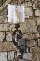 Ashley Ogilhinn Brown Wall Sconce