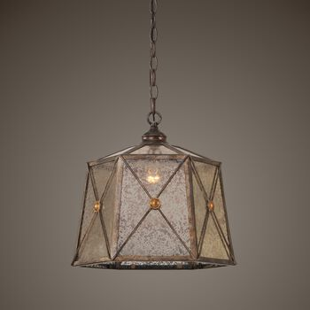 Uttermost Basiliano 1 Light Pendant
