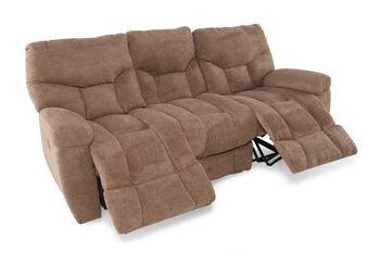 Lane Houston Motion Coffee Reclining Sofa