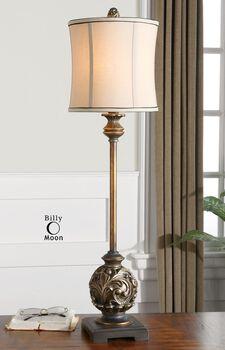 Uttermost Shahla Bronze Buffet Lamp