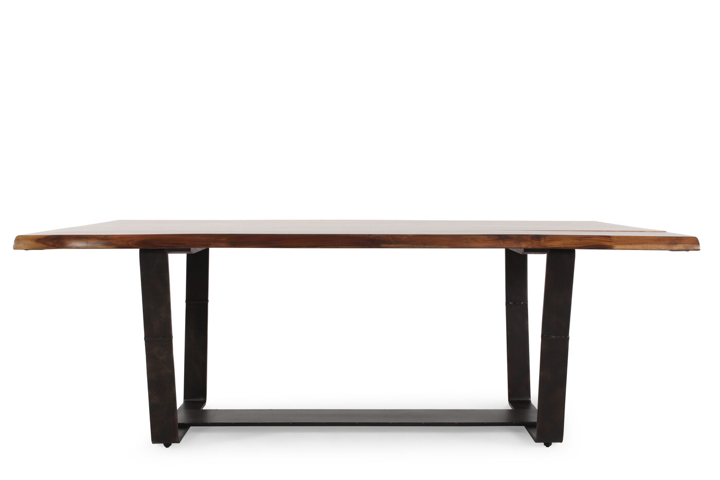 Hooker Live Edge Dining Table | Mathis Brothers Furniture