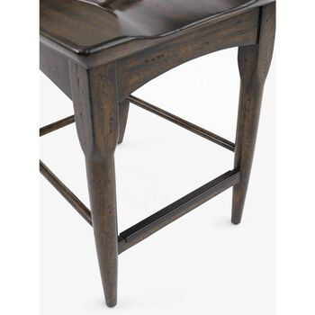 Stanley Newel Date Counter Stool