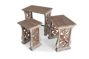 Hooker Chatelet Nest of Tables