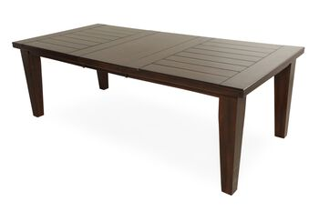 Ashley Larchmont Rectangle Table with Leaf