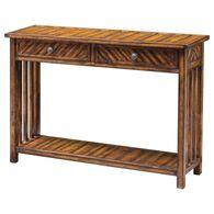 Uttermost Bartek Wood Console Table
