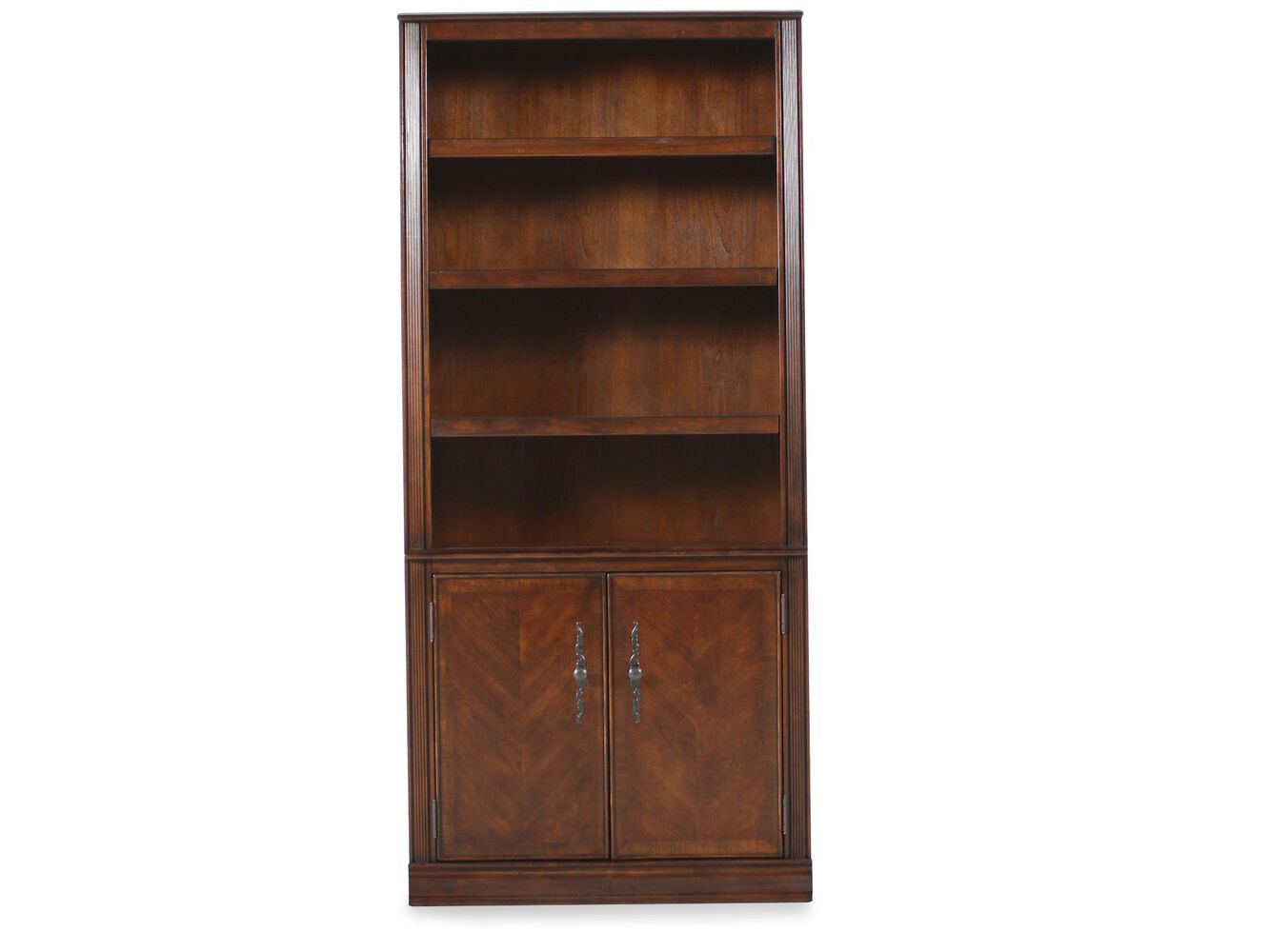 Ashley Hamlyn Door Bookcase Mathis Brothers Furniture