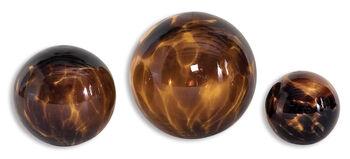 Uttermost Kameko Glass Spheres, Set/3