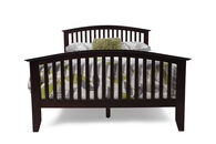 Crown Mark Lawson King Bed with Rails