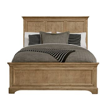 Stone & Leigh Chelsea Square French Toast Twin Panel Bed