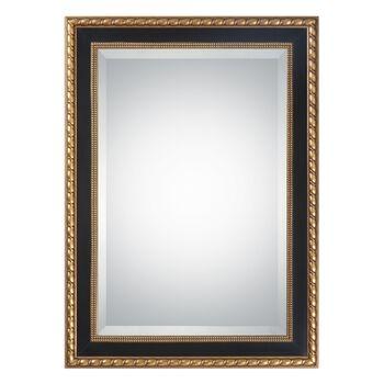 Uttermost Adrian Gold Black Mirror