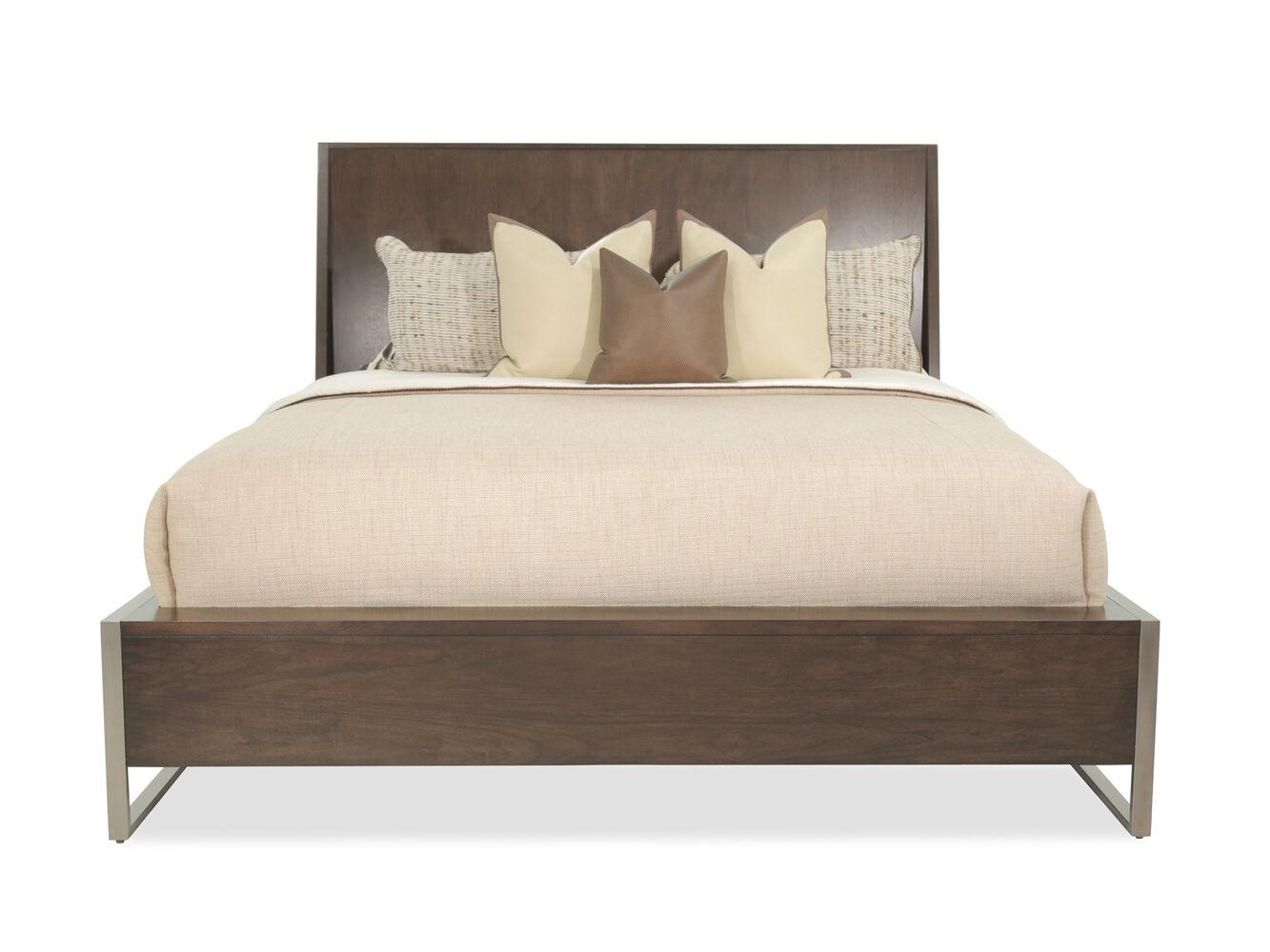 Mathis Brothers Bedroom Furniture Art Furniture Neville Espresso Shelter Bed Mathis Brothers