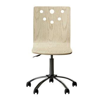 Stone & Leigh Driftwood Park Vanilla Oak Desk Chair