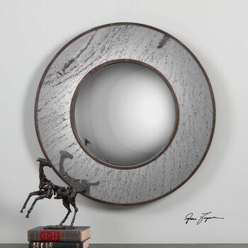 Uttermost Lannion Round Mirror
