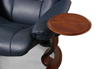 Stressless Walnut Swing Table