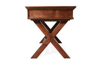 Ashley Burkesville X-Leg Desk