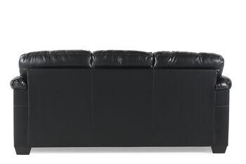 Ashley Bastrop Black Sofa