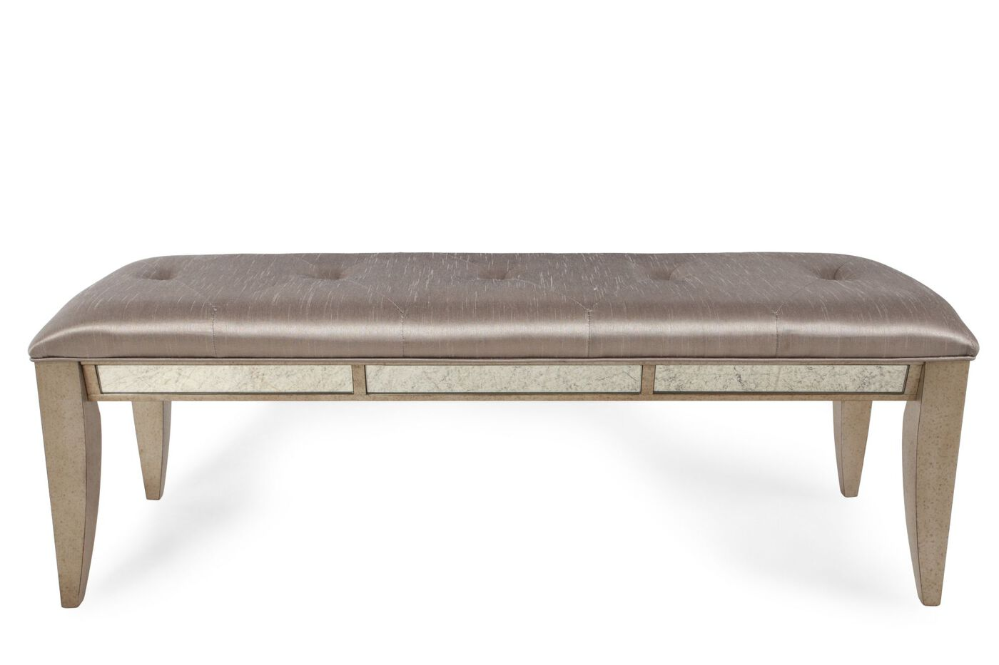 Bench By Bed: Mathis Brothers Furniture