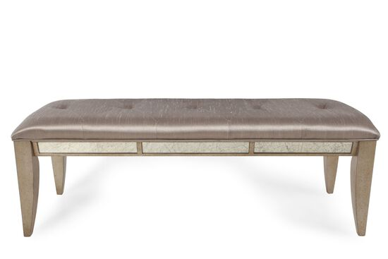 Pulaski Farrah Bed Bench