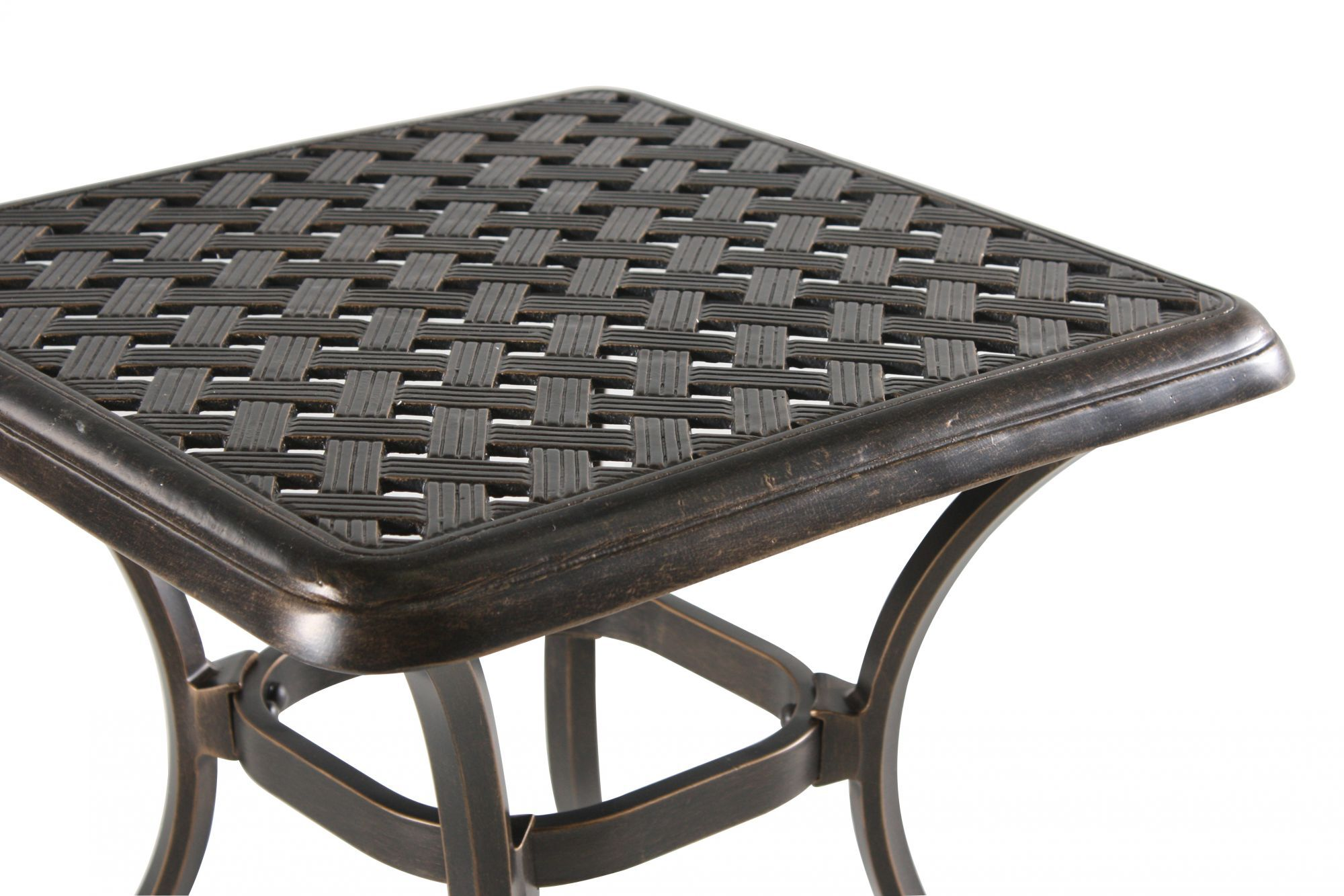 ... Agio Heritage Select Square End Table