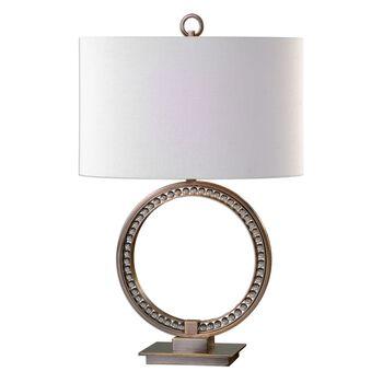 Uttermost Bridger Coffee Bronze Table Lamp