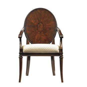 Stanley Avalon Heights Chelsea Starburst Arm Chair
