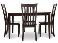 Ashley Hyland Five-Piece Dining Set