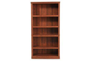 Sauder Cherry Bookcase