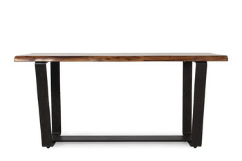 Hooker Live Edge Console Table