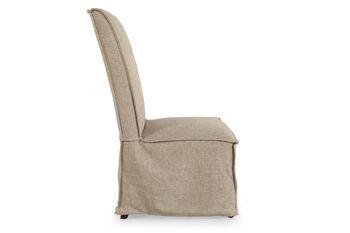 Hooker Zuma Linen Armless Dining Chair